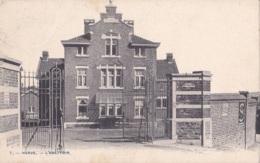 Herve L'Abbatoir Circulée En 1908 - Herve