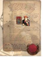 MAGNA CARTA SLX9  Luxevel. Van Bl.237  Cat.125   500 Ex. - Libretti Di Lusso