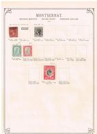 Montserat Ancienne Collection Old Collection Altsammlung Oude Verzameling - Sammlungen (ohne Album)