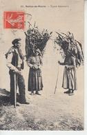 SALIES DE BEARN - Types Béarnais ( Costumes Folklore Traditions ) PRIX FIXE - Salies De Bearn