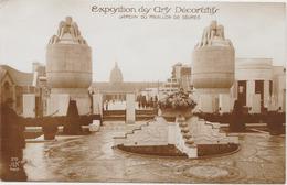 Exposition Des Arts Decoratifs Jardin Du Pavillon De Sevres - Exhibitions