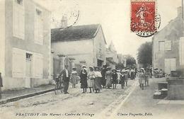 52 - Prauthoy - Centre Du Village (pas Courante) - Prauthoy