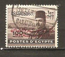 Egipto - Egypt. Nº Yvert  302 (usado) (o) - Egipto