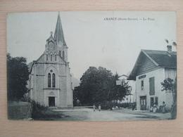 CP AMANCY 74 LA PLACE - France