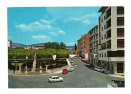 ISERNIA :  Parco Della Rimembranza E Via E.Ponzio  -  Viaggiata  18.09.1972 - Isernia