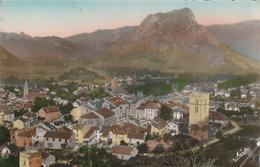 Carte Postale Des Années 50-60 De L'Ariège - Tarascon Sur Ariège - Vue Générale - Andere Gemeenten