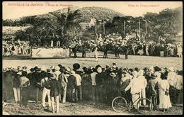 NOUVELLE CALEDONIE PRISE DE POSSESION / FETES DU CINQUANTENAIRE. W.H.L, éditeur à Nouméa. - New Caledonia