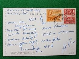 Antigua Postcard - Ansichtskarten
