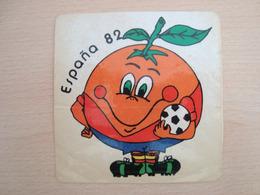 AUTOCOLLANT ESPANA 82 - Stickers