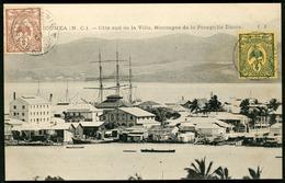 NOUMEA (N.C.). Côté Sud De La Ville, Montagne De La Presqu'île Ducos. 1907 - New Caledonia