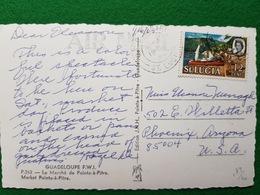 St Lucia Island Postcard - Ansichtskarten