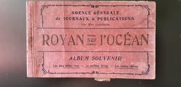 ROYAN SUR L'OCEAN ALBUM SOUVENIRS - Royan