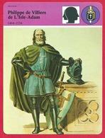 Philippe De Villiers De L'Isle Adam. Grand Maître Des Hospitaliers De L'ordre De St-Jean De Jérusalem. Religion. Rhodes. - Geschiedenis