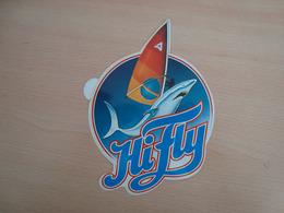 AUTOCOLLANT HIFLY - Stickers