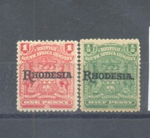 Rhodesia 1909 MLH - Mauricio (1968-...)