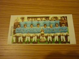 Everton UK U.K. Football Team Old Greek Trading Banknote Style Card - Tarjetas De Colección