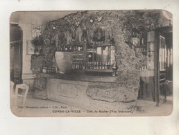 COMBS La VILLE - Café Du Rocher - Combs La Ville