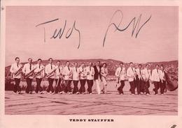 Orchestre Teddy Stauffer + Signature Teddy Stauffer (2896) - Musique Et Musiciens