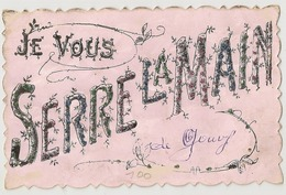 12 - Je Vous Serre La Main ( De Gouvy) - Gouvy