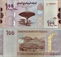 Yemen - 100 Rials 2018 / 2019 UNC Lemberg-Zp - Yemen