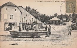 Saulnot - Route D'Héricourt - France
