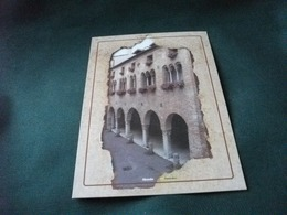 STORIA POSTALE FRANCOBOLLO ITALIA TREVISO CASA DEI CARRARESI VAN GOGH L'IMPRESSIONISMO 2002 - Treviso