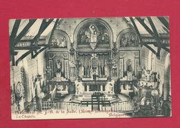 C.P. Reims  =  Pensionnat Sint J.-B;  De La SALLE  : La  Chapelle - Momignies