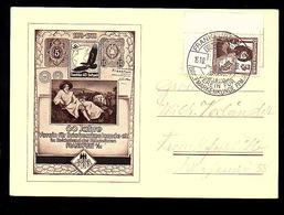 1938 Göthe Verein Für Briefmarkenkunde Frankfurt (832) - Allemagne