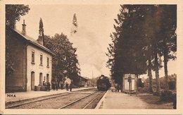 LAVAVEIX-les-MINES : La Gare - Otros Municipios