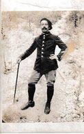 Photo  D'un Soldat Briançon 19/08/1915 - Personen