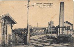 LAVAVEIX-les-MINES : Puits Sainte-Barbe - Francia