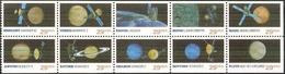 Estados Unidos 1983/1992 ** Espacio. 1991 - Estados Unidos