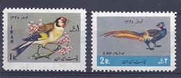 190031939  IRAN  YVERT  Nº  1285/6  **/MNH - Irán