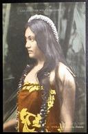 Tahiti Postcard. 5. Turai Punaaivia. (Tahiti)  Les Beauties Polyneisiennes - Tahiti