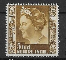 1938 MH Nederlands Indië With Watermark - Netherlands Indies