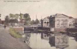 Bruxelles Canal De Charleroi Vers L'Allée Verte - Maritiem