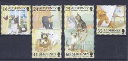 190031950  ALDERNEY  YVERT  Nº  94/9  **/MNH - Alderney