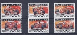190031951  GIBRALTAR  YVERT  Nº  1107/12  **/MNH - Gibraltar