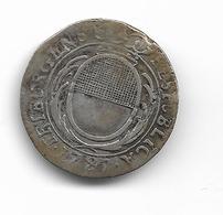 7 Kreuzer D'argent, Canton De Fribourg 1787 - Suisse