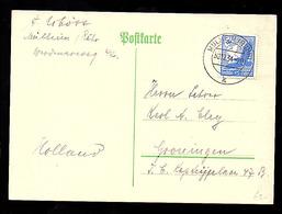 1934 533 EF Mülheiim > Groingen Holland (839) - Alemania