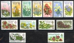 Falkland Islands Sc# 197-209 MNH 1971 Flora - Falkland Islands