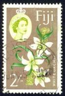 Fiji Sc# 184 Used 1962-1967 2sh QEII Definitives - Fiji (...-1970)