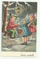 BUON NATALE  - VIAGGIATA   FP - Natale