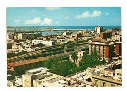 TRAPANI  :  Scalo Ferroviario  -  Cartolina Viaggiata   Anni 70 - Trapani
