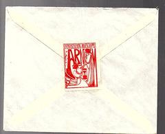 Levensverz. Mij Arnhem Aesthética Hoogezand (FE-39) - Lettres & Documents