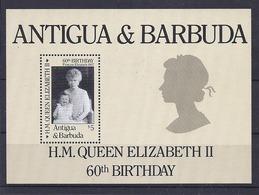 190031964  ANTIGUA Y BARBUDA  YVERT  HB  Nº  108 **/MNH - Antigua Y Barbuda (1981-...)