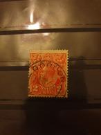 USED Australia Watermark - 1913-36 George V : Heads