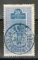 """N° 25°_""""KAYES""""_22/9/21 - Used Stamps"""