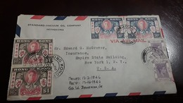 O) 1946 HONG KONG, KING GOERGE VI SC 158 10c, PHOENIX RISING FROM FLAMES - PEACE - PEACE AFTER WWII SC 174 30c- SC 17 - 1941-45 Japanese Occupation