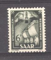 Sarre  :  Yv  285  ** - 1947-56 Occupation Alliée